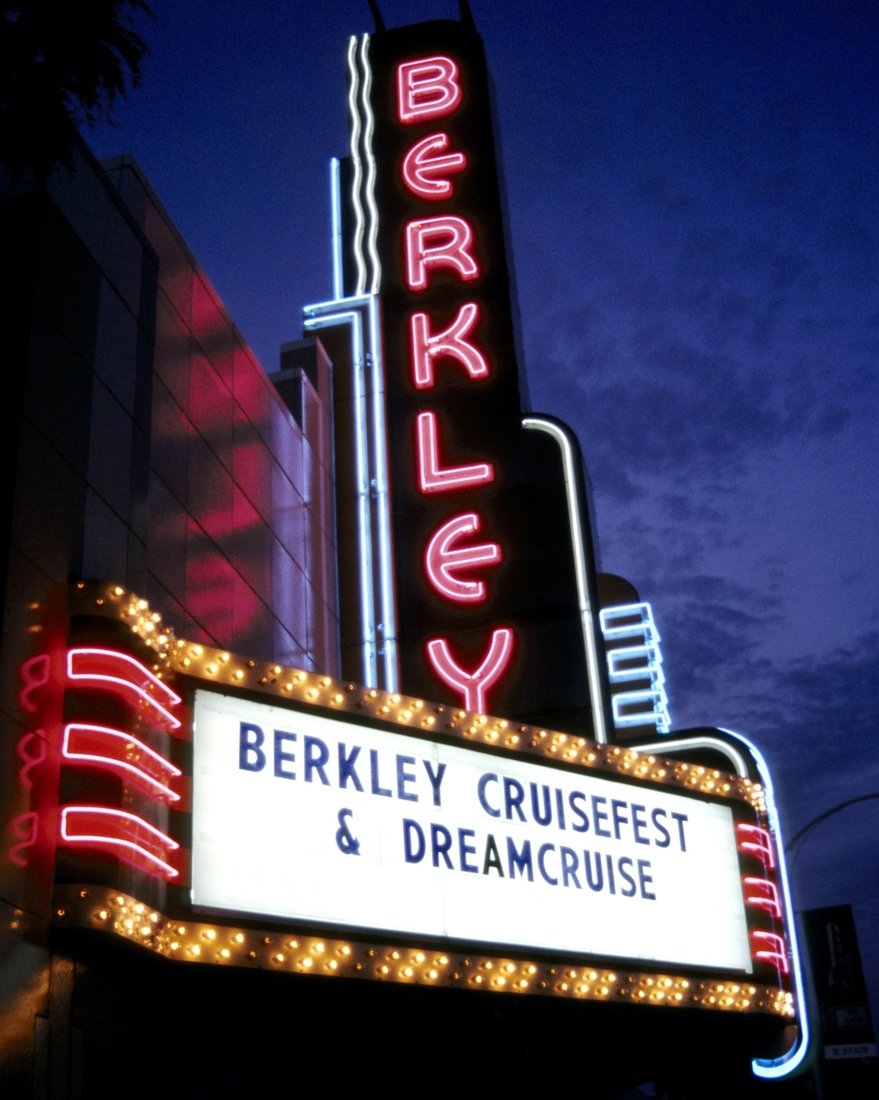 Theatres Berkley (Michigan)