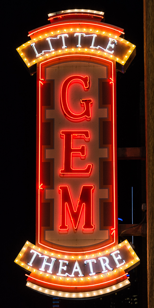 Theatres Gem Theatre