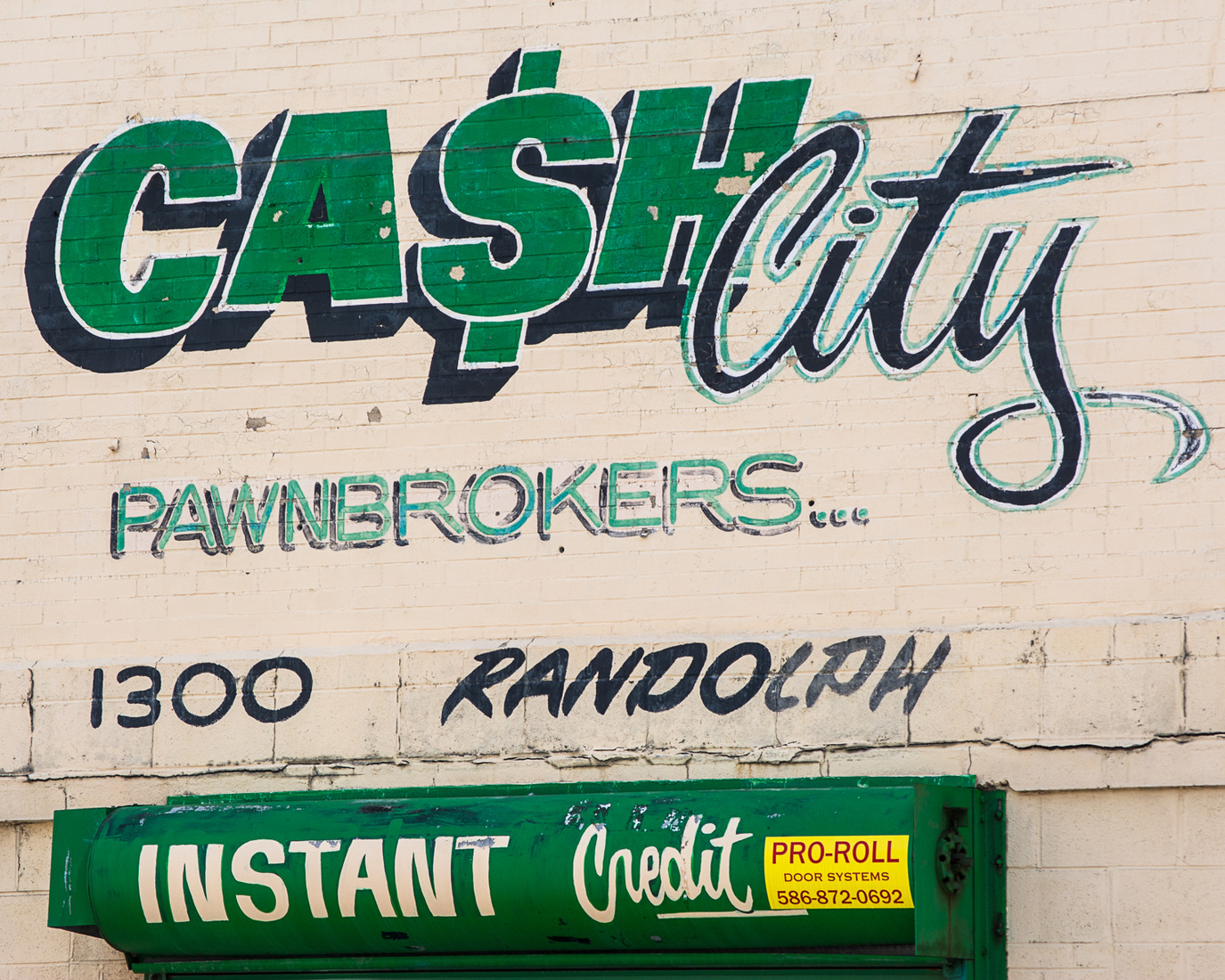 Signs Cash City
