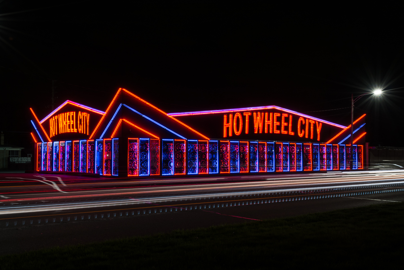 Night Lights Night Lights No. 27 - Not Your Daddy's Hot Wheels