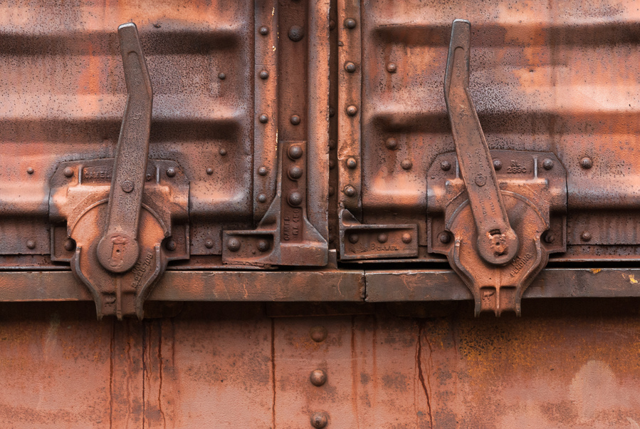 SALE Boxcar Doors