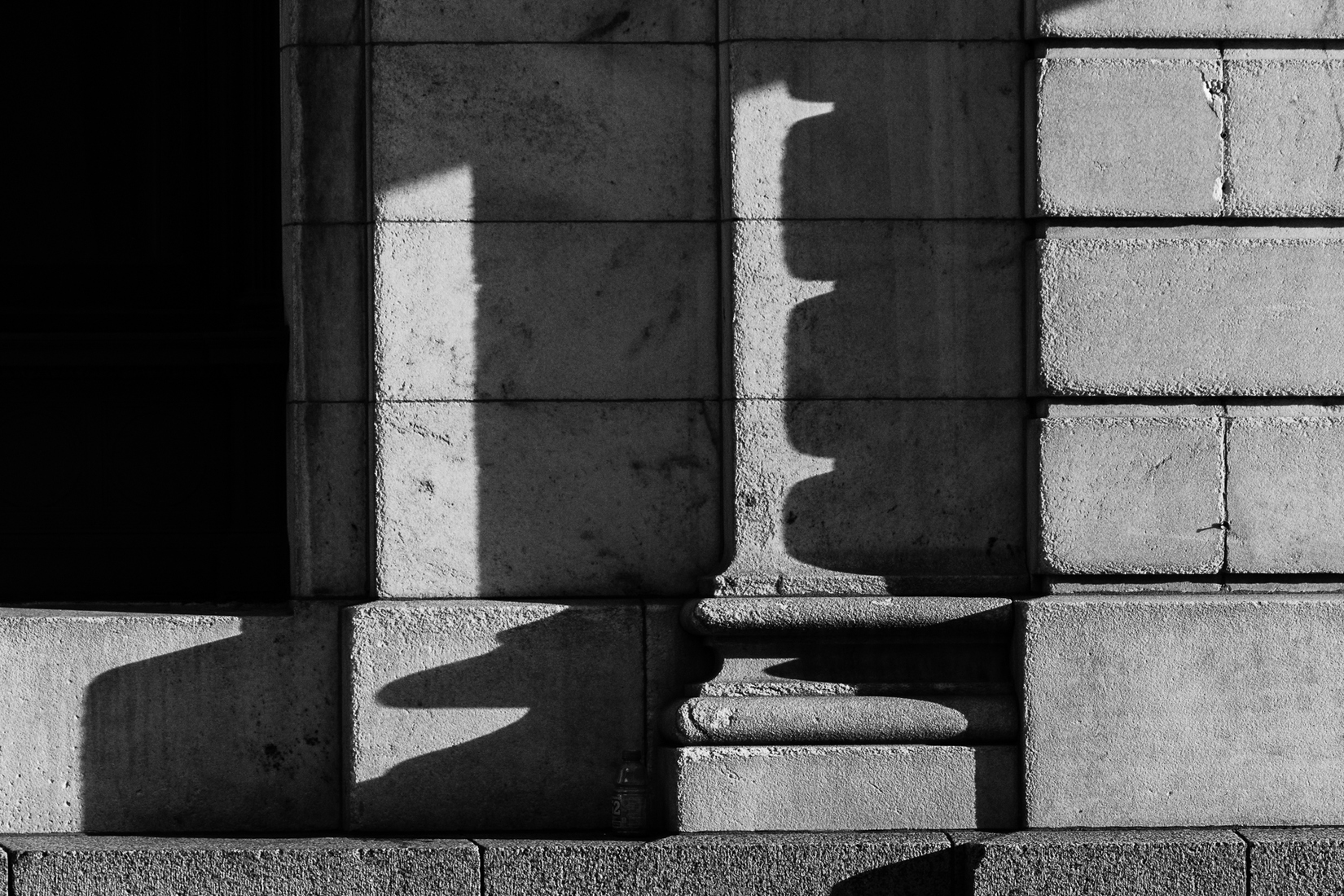 In Civitatem In Civitatem No. 13 - Shadow Abstracts
