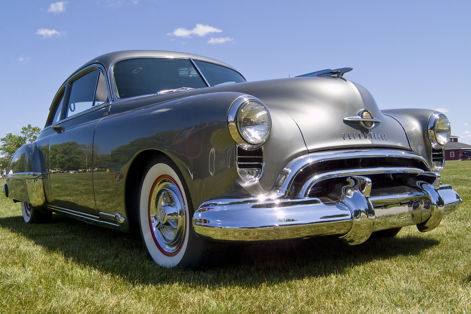 Automotive 1949 Oldsmobile