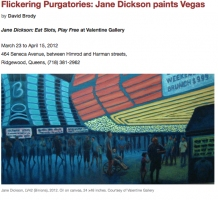 Jane Dickson News