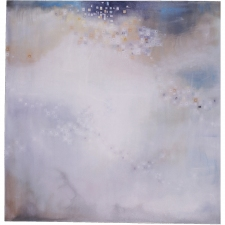 Jane McMahan Sparticles Oil on canvas