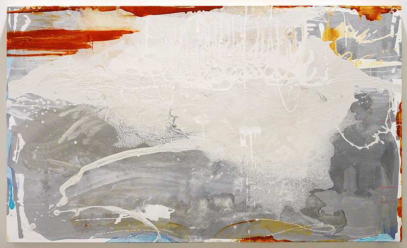 Selected Paintings Mapping Memory & Tides of Change no.13