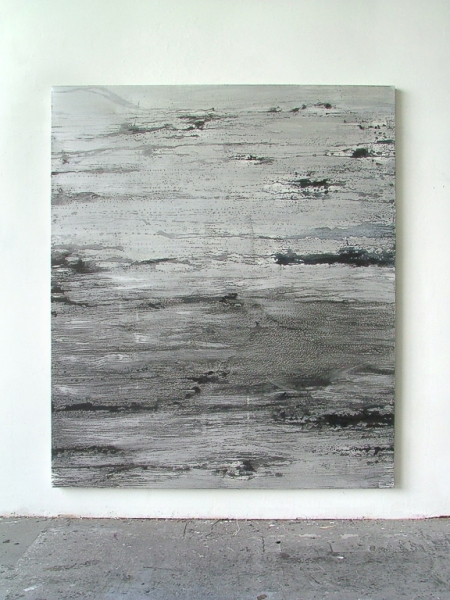 Selected Paintings The Sea Has Veins: The Delaware Series no.5