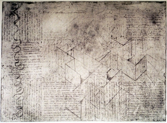 Janina Ciezadlo House of Cards intaglio (state)