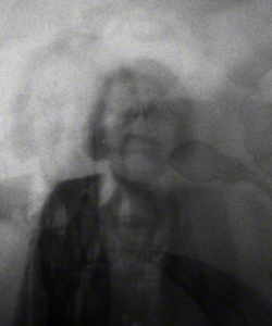 Janine Brown The Wallflower Project - B/W Film Archival Inkjet of a Pinhole Photograph