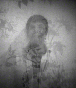 Janine Brown The Wallflower Project - B/W Film Archival Inkjet of Pinhole Photograph
