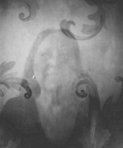 Janine Brown The Wallflower Project - B/W Film Archival Inkjet Print of a Pinhole Photograph