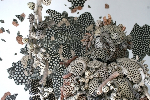 Jared Theis Sculpture & Installation