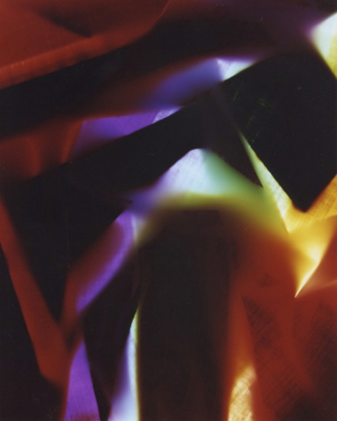 JASON KALOGIROS 2008 unique color photogram
