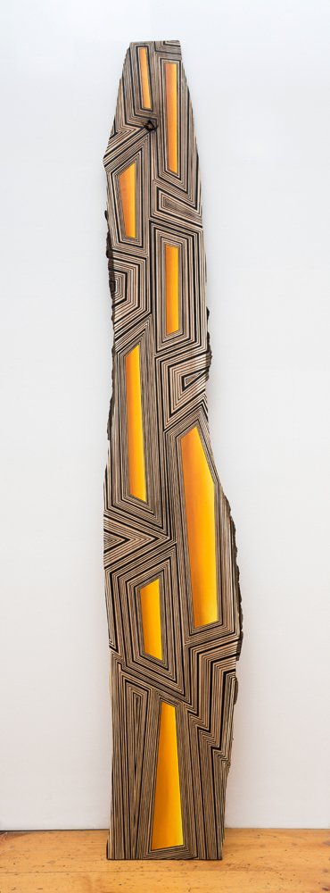 JASON MIDDLEBROOK planks Acrylic on Maple