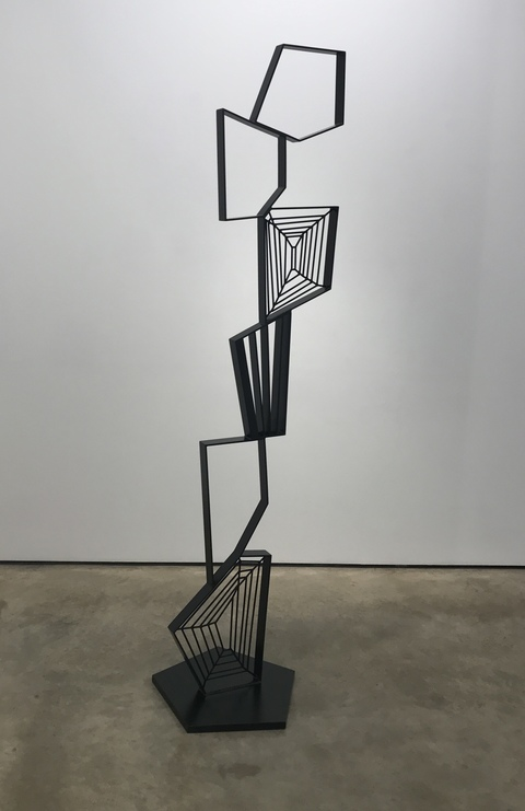 JASON MIDDLEBROOK sculptures Powder-Coated Steel