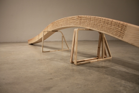 Sculpture Wood (plywood and fir)