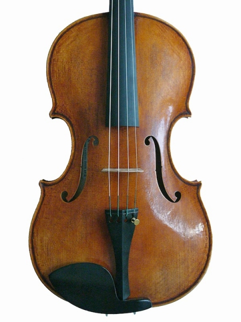 Jason Viseltear   Violins, Violas, Cellos   Modern and Baroque viola after da Salo 15 7/8""