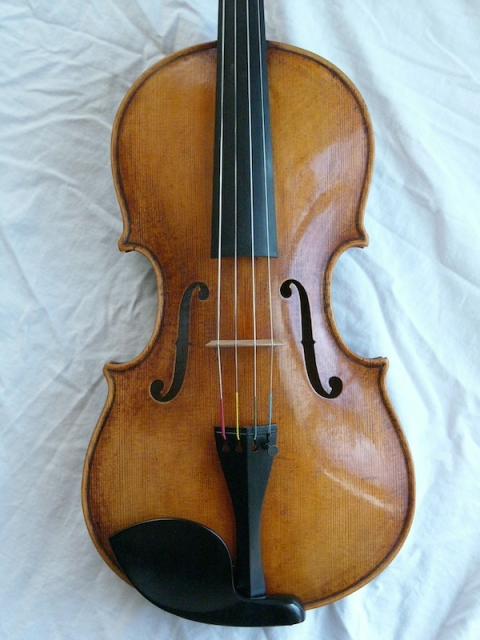 Jason Viseltear   Violins, Violas, Cellos   Modern and Baroque viola for Ken Johnson 16.25""