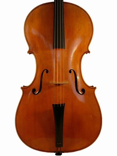 Jason Viseltear   Violins, Violas, Cellos   Modern and Baroque baroque cello after Testore