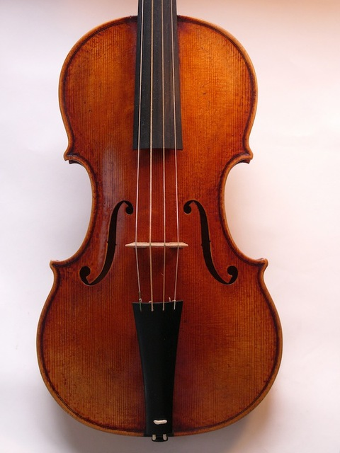 Jason Viseltear   Violins, Violas, Cellos   Modern and Baroque baroque violin for Augusta McKay Lodge