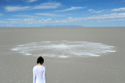 Cleansing the Memories <br>The Bonneville Salt Flats, Utah 2010<br> Running time: 27minutes