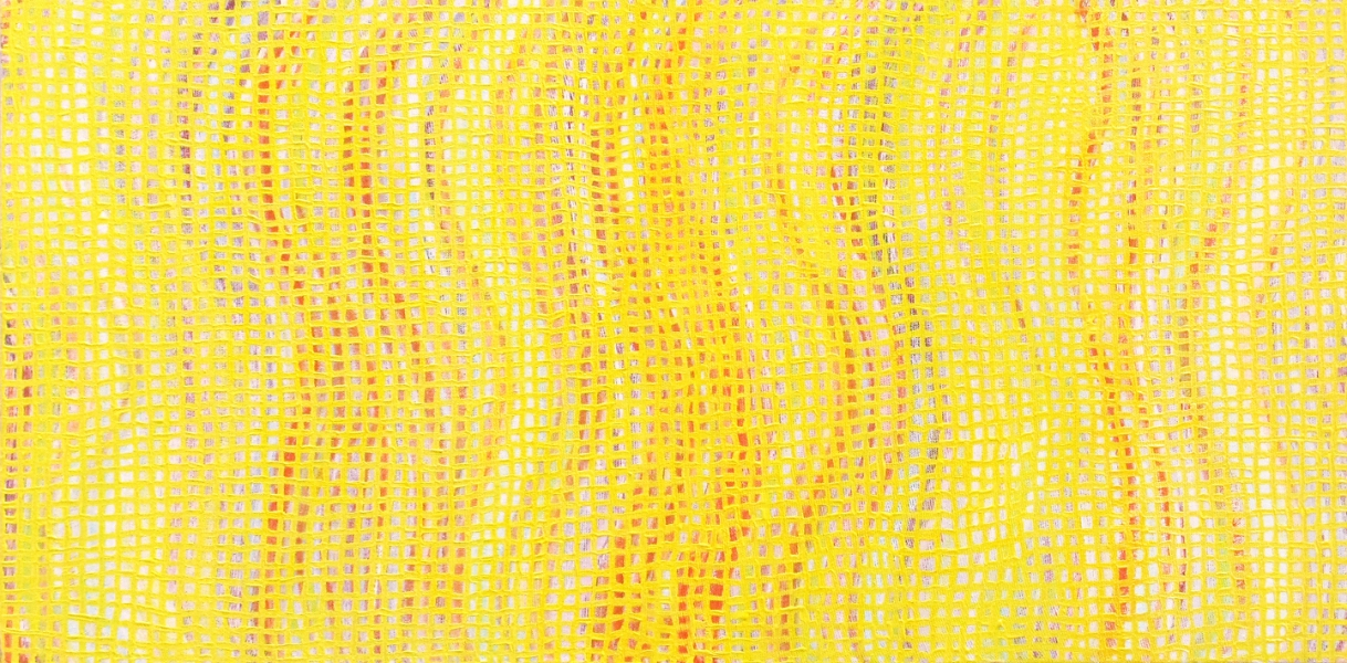 2010-2011 PAINTINGS Untitled, (yellow)