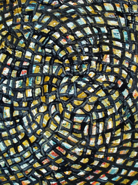 2010-2011 PAINTINGS DETAIL, Untitled (#66)