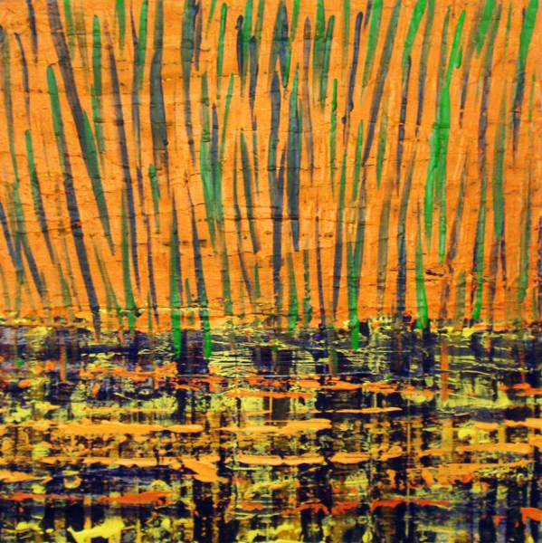 2010-2011 PAINTINGS Untitled (landscape)