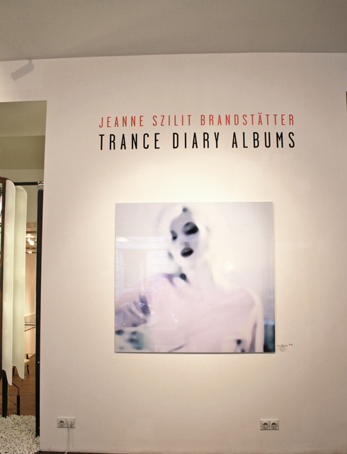 "Jeanne Szilit Tony Subal Gallery ""Trance Diary Albums"" Photography"