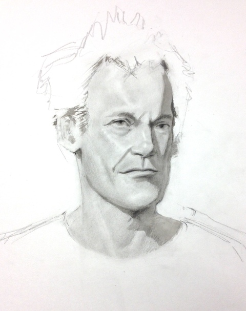 Jeff Ellse drawing