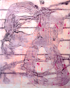 Prints Encaustic Collagraph