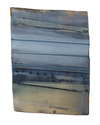 Inland Steel 2015-Present Encaustic and Oil on shaped panel
