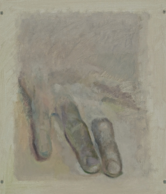 Paintings and drawings of my left hand ABB 11/04/12