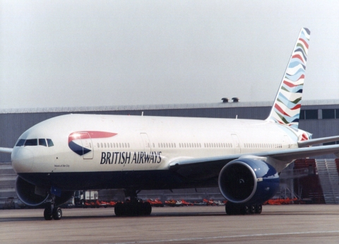 British Airways Project