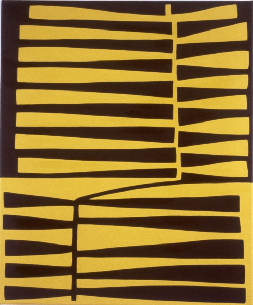 "Paintings: 1994-2000 ""Yellow Hinge"""