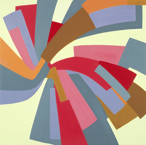 "Paintings: 2000-2010 ""Glider"""