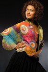 Wearable Art: Harlequin Feltworks