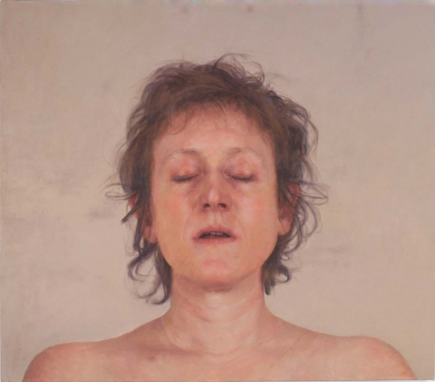 2006 Self-Portrait With Eyes Closed