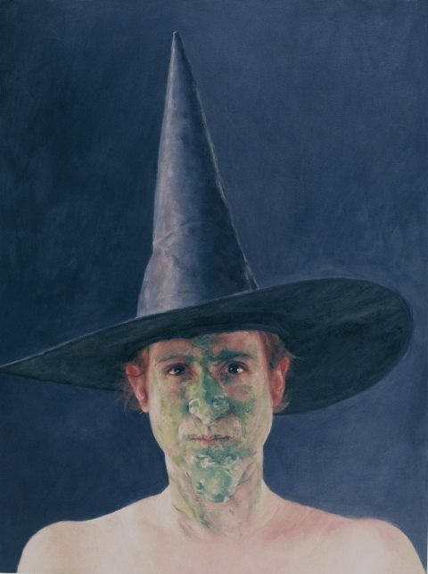 2005 Self-Portrait as Witch