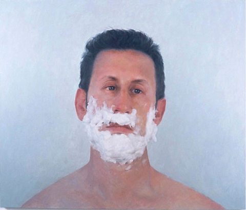 2003 T. with Shaving Cream