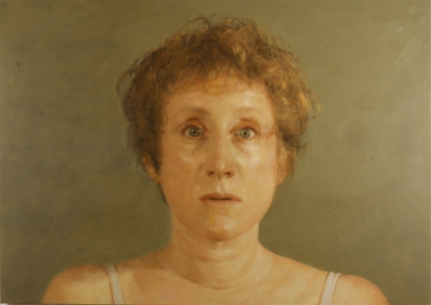 2007 Surprised Self-Portrait