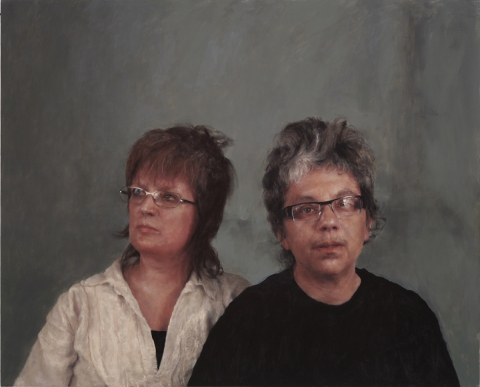 2008 oil on canvas