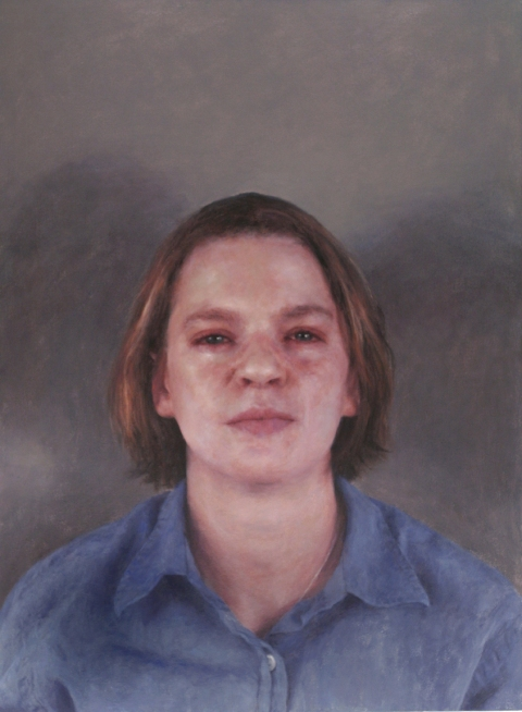 2011 oil on canvas