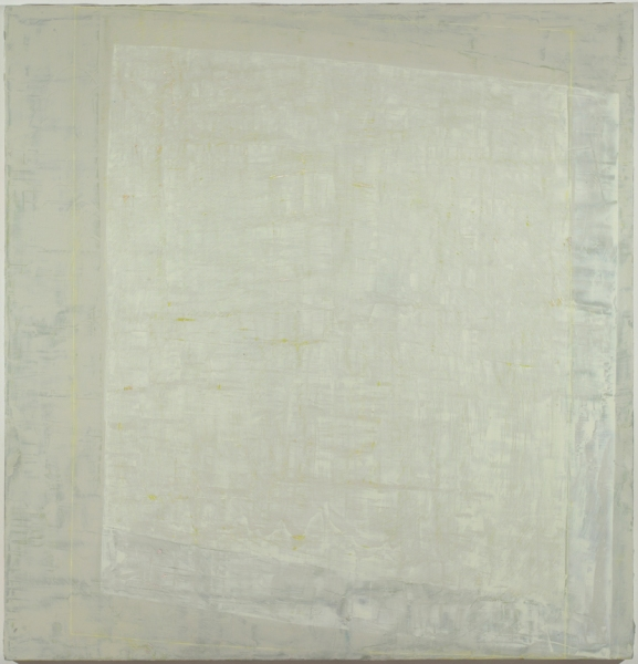 JESSICA DICKINSON Towards- / Full-See / Already. >Frieze London >2010 Oil on limestone polymer on panel