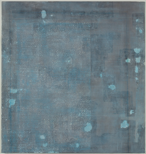 JESSICA DICKINSON remainders Oil on limestone polymer on panel