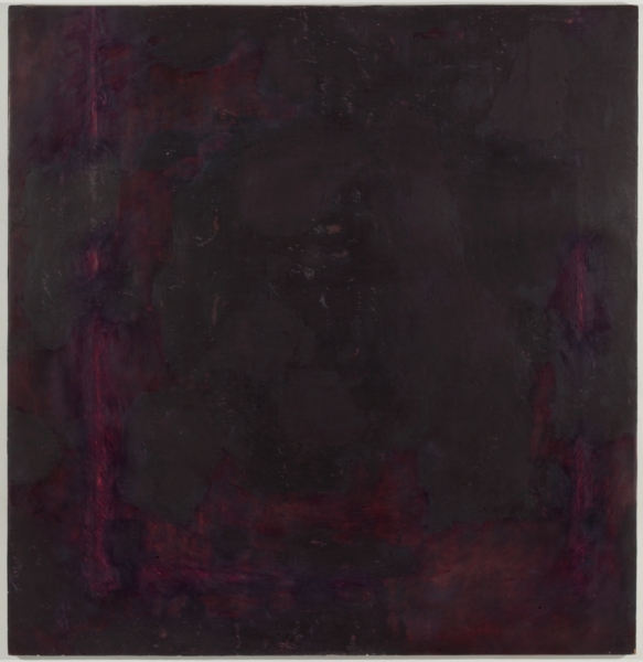 JESSICA DICKINSON HERE > James Fuentes > 2009 oil on limestone polymner on panel