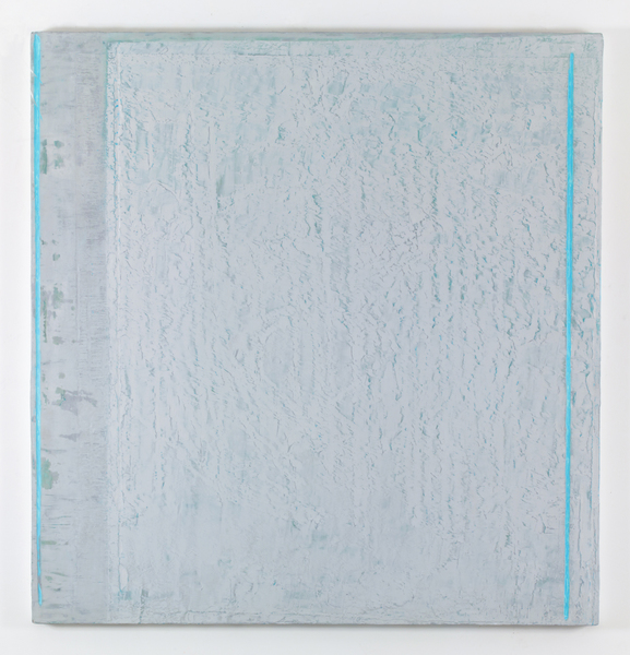 JESSICA DICKINSON Close/Close > James Fuentes > 2015 oil on limestone polymer on panel