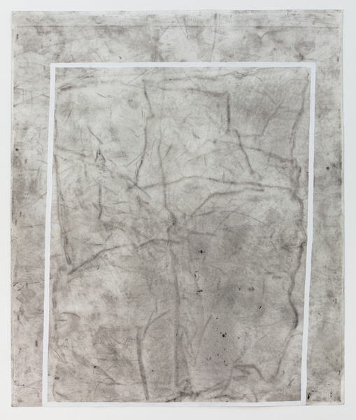 JESSICA DICKINSON works on paper dust, graphite, and gouache on paper
