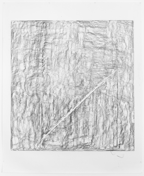 JESSICA DICKINSON ARE: FOR + remainders > James Fuentes > 2017 graphite on paper