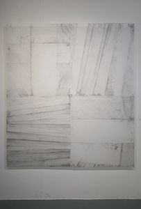 JIEUN JANG Drawing graphite on tracing paper